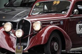 Cristiano Luzzago, Franco Ronchi - FIAT 508 CS MM BERLINETTA 1935