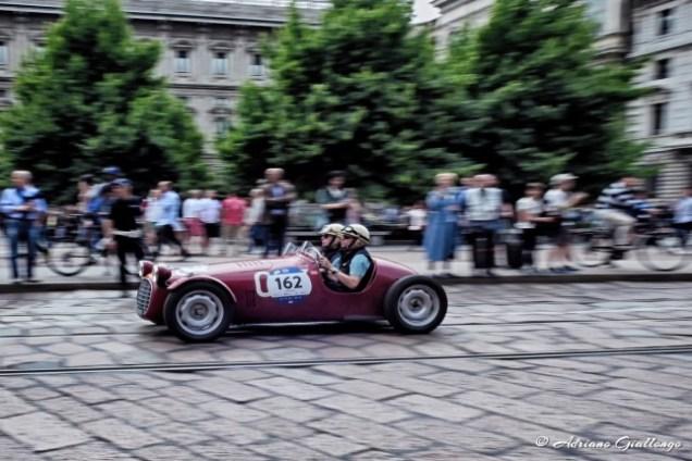 Rob Nijhof, Max Nijhof FACCIOLI - FIAT 750 S 1948