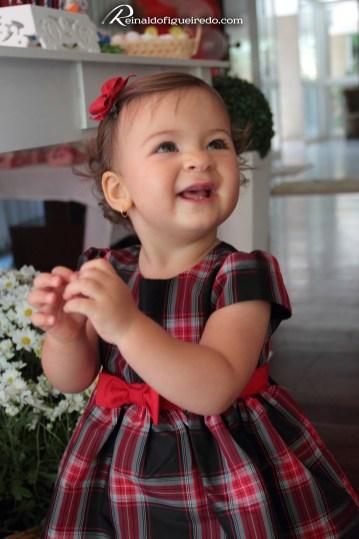 Maria Eduarda - 1 aninho