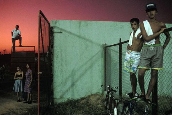 Alex Webb fotografia colori Cuba