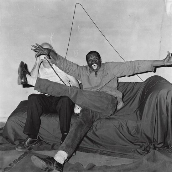 Outland roger ballen fotografia maestr della immagini bianco e nero pellicola