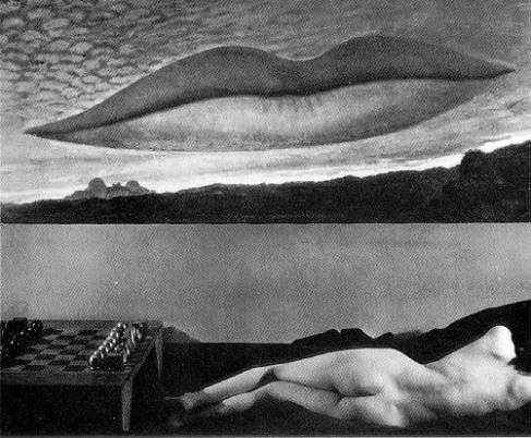 fotografia surrealista Man Ray