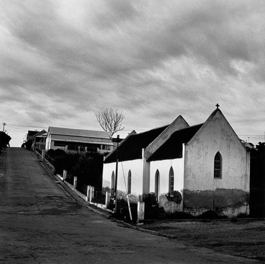 dorps roger ballen sudafrica villaggi rurali fotografia 1985