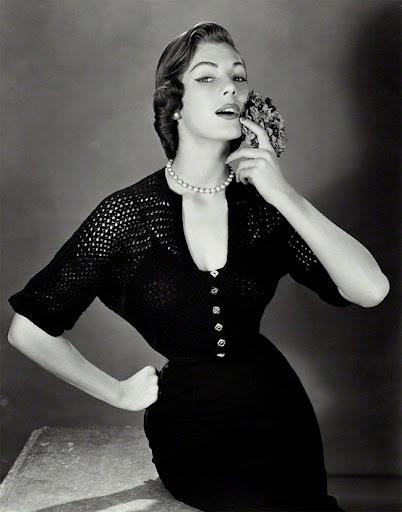 fotografia di john french fotografo inglese moda bianco e enro