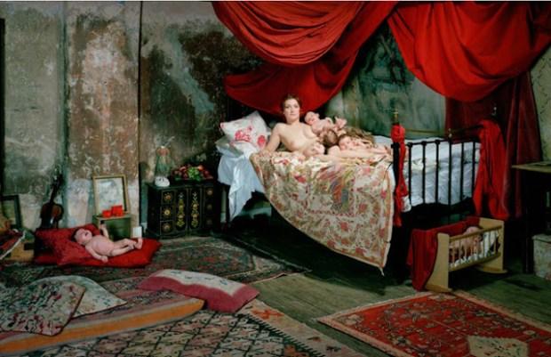 Lottie Davies memorie e incubi fotografia multiparto