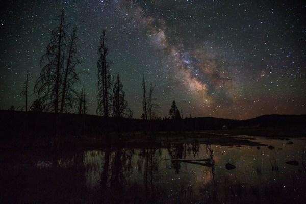 come fotografare un cielo stellato guida