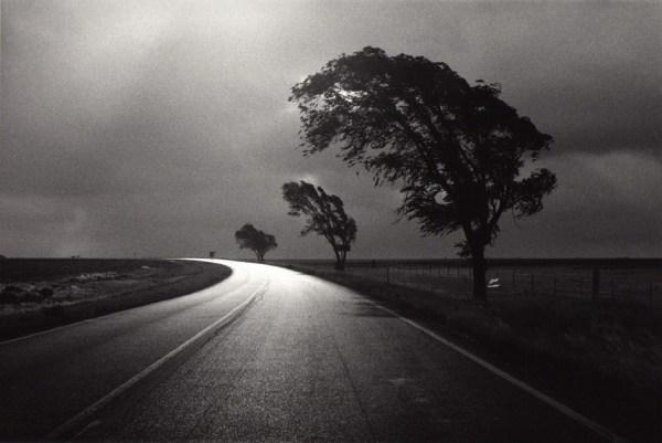 Bernard Plossu fotografia paesaggio bianco e nero