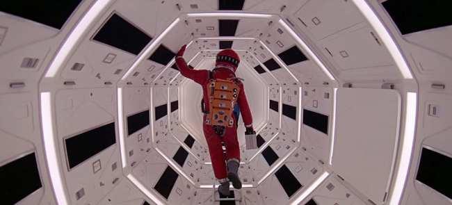 Fotogrammi iconici della storia- Fotografia e Cinema odissea nello spazio