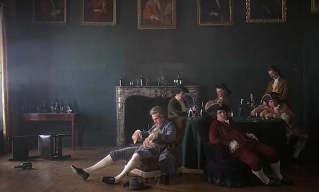 barry lindon film frame