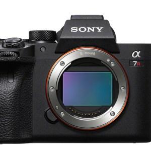 Sony presenta la fotocamera 7R IV full-frame da 61MP