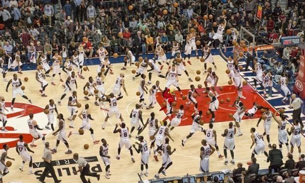 pelle cass collage eventi sportivi basket