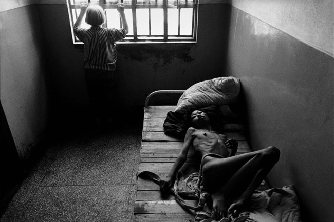 u nan fotografia fotografo documentaristico cinese pazienti ospedale psichiatrico