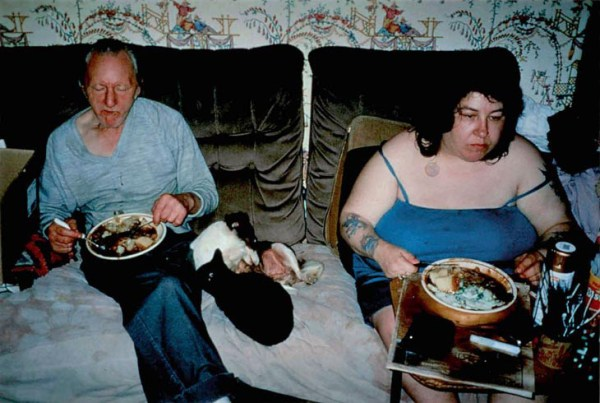 richard billingham ray's a laugh fotografia madre e padre foto