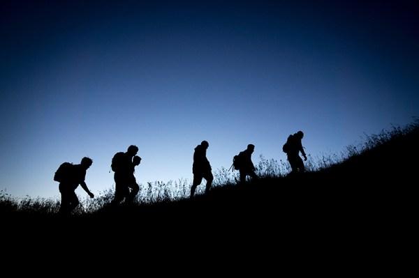 fotografare nell'ora blu crepuscolo trucchi fotografia