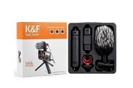 Microfono CM 600 K&F recensione per fotocamere e smartphone