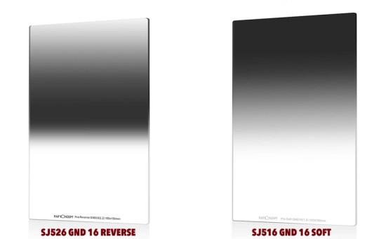 filtri rettangolari GND KF Concept soft e reverse differenze prova e caratteristiche recensione