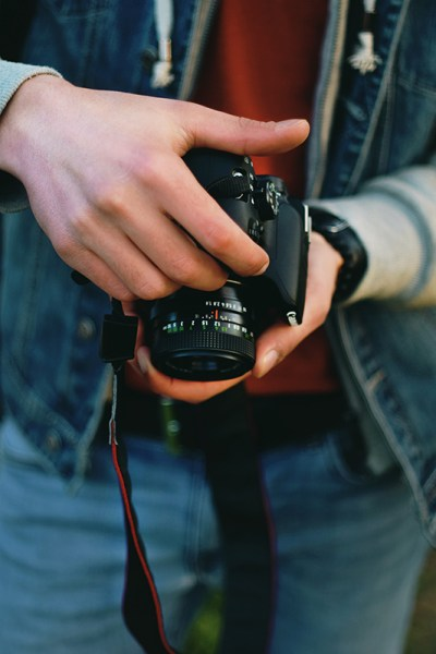 vantaggi nel fotografare con una lente da 50 mm