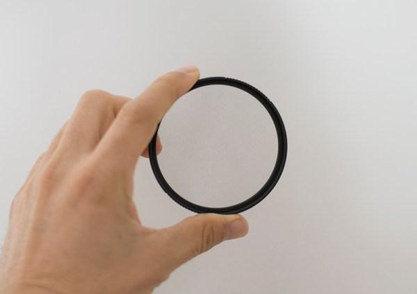 Filtro black mist kf concept prova prodotto caratteristiche a che serve