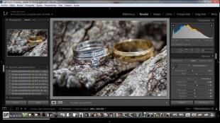 editar album de bodas