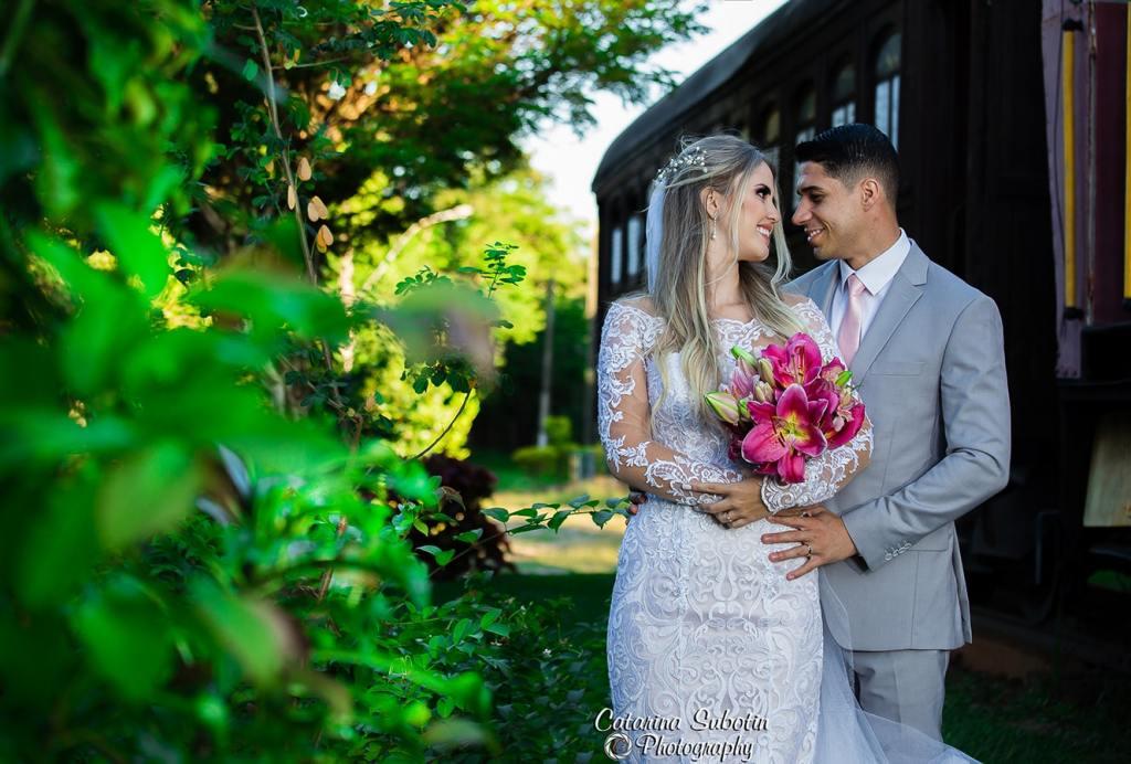 Casamento de Marcelle e Alessandro