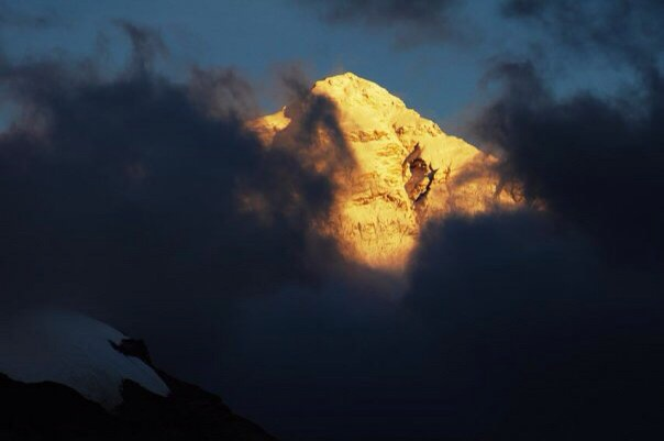 Mt. Everest - North Face