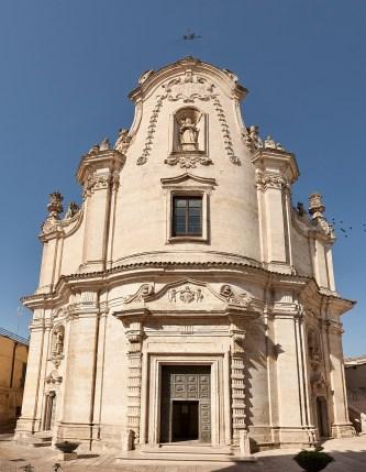 Matera (MT) Chiesa del Purgatorio (in mostra - displayed)