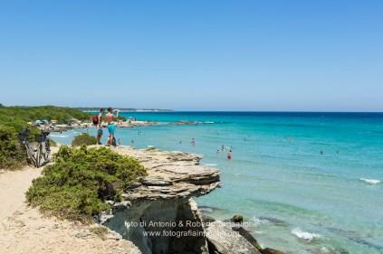 """La famosa """"Baia dei Turchi"""" a pochi chilometri da Otranto (LE)"""