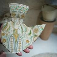 """Museo della Ceramica di Grottaglie, la """"Casa Vestita"""""""