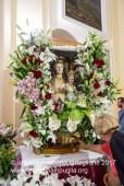 Lagonegro (PZ) - La Chiesa Madre dove per tutta la notte si veglia la statua della Madonna del Sirino.
