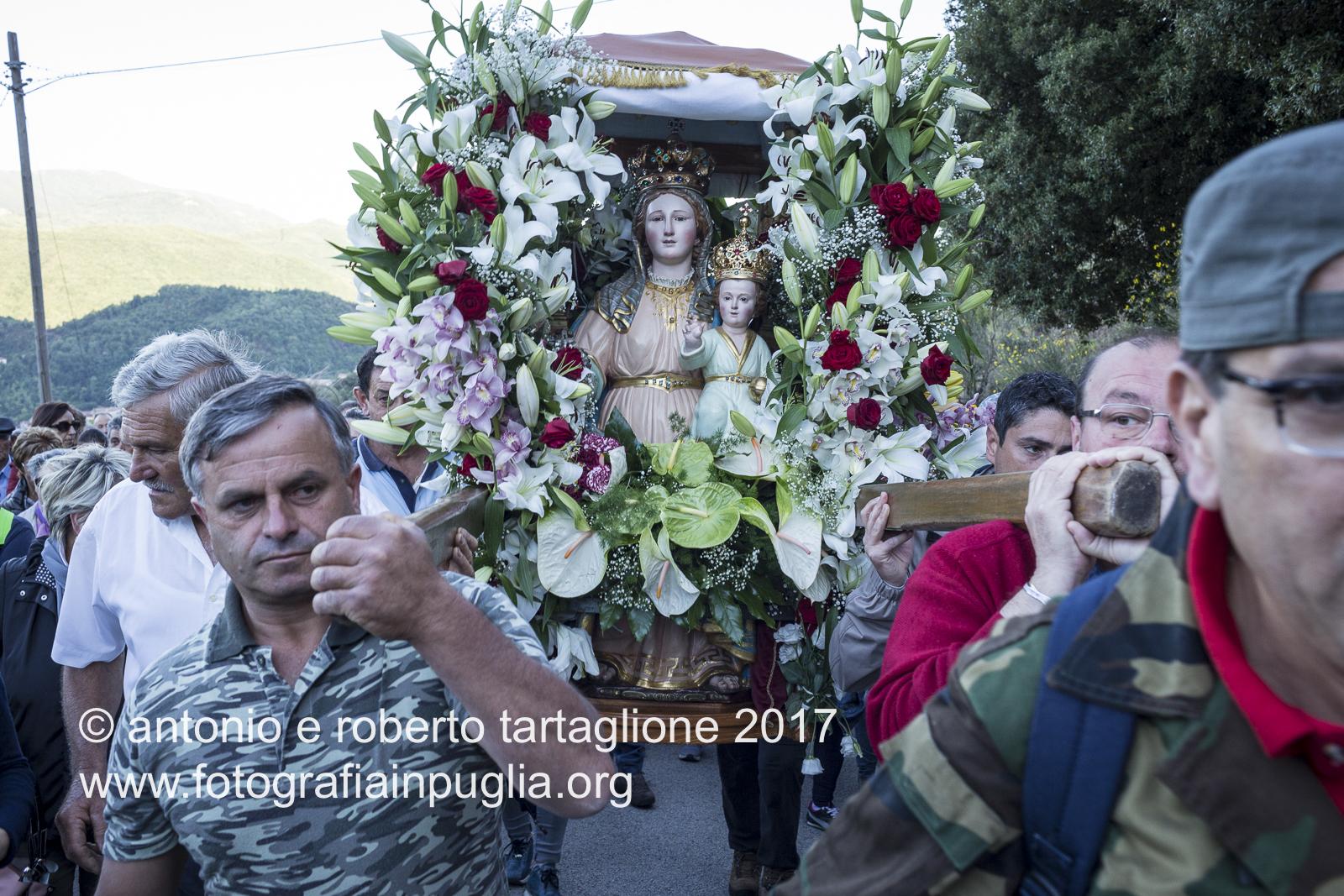 La Madonna del Sirino