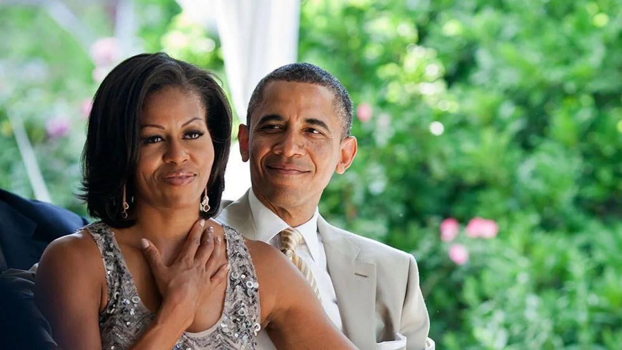 La romántica felicitación de Barack Obama a su mujer Michelle por su 56 cumpleaños