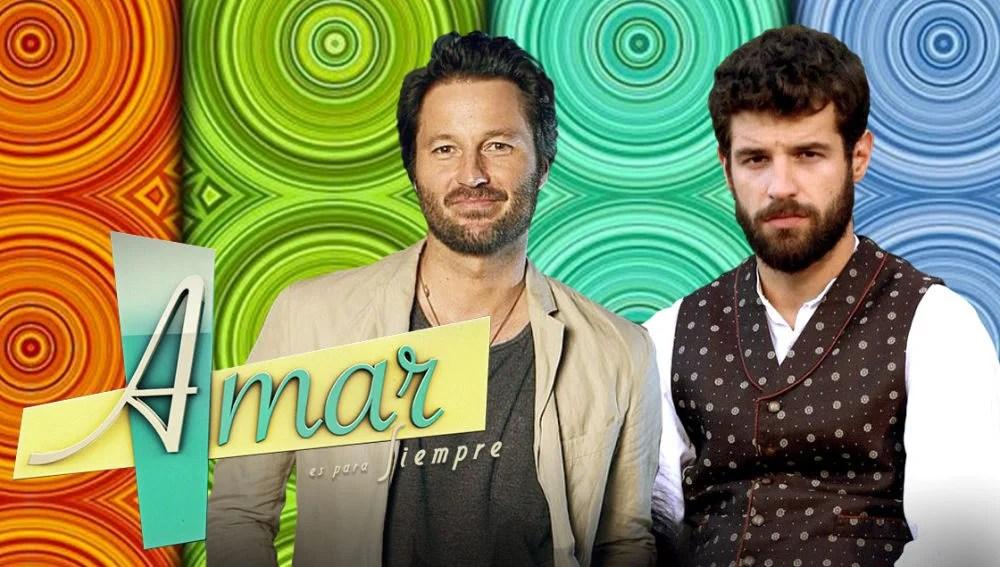 FRANCISCO ORTIZ protagonista de la nueva temporada de «Amar es para siempre»