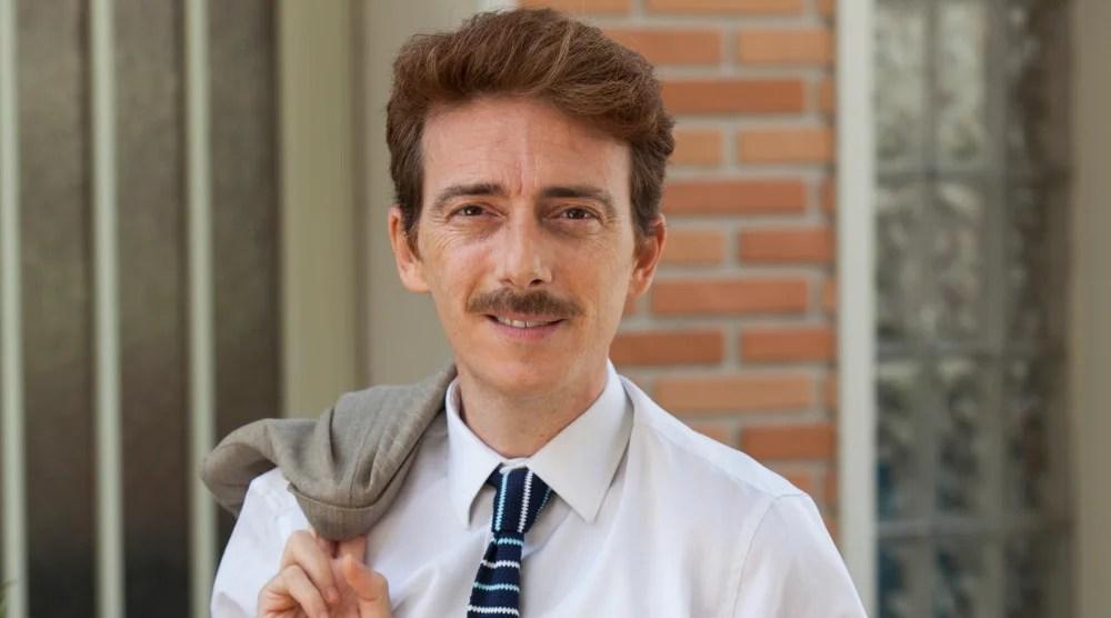 ANTENA 3 TV  Vctor Clavijo es Diego Durn