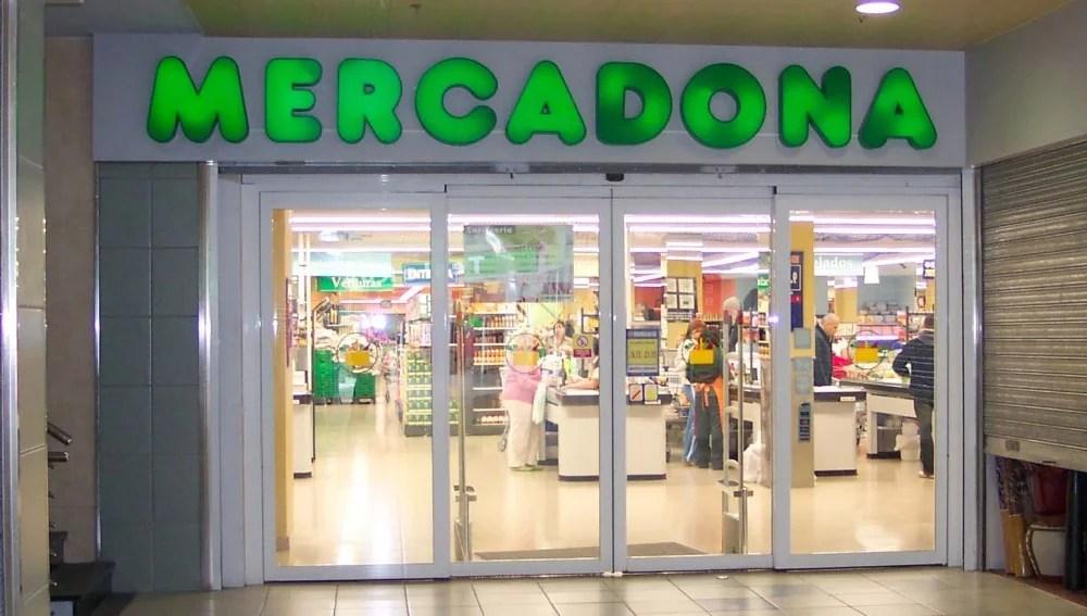 Un supermercado de la cadena Mercadona