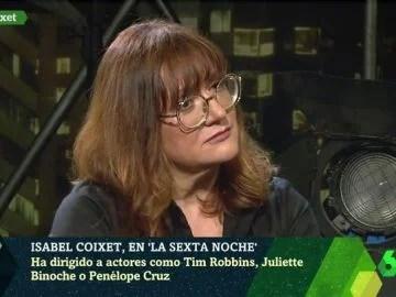La cineasta Isabel Coixet