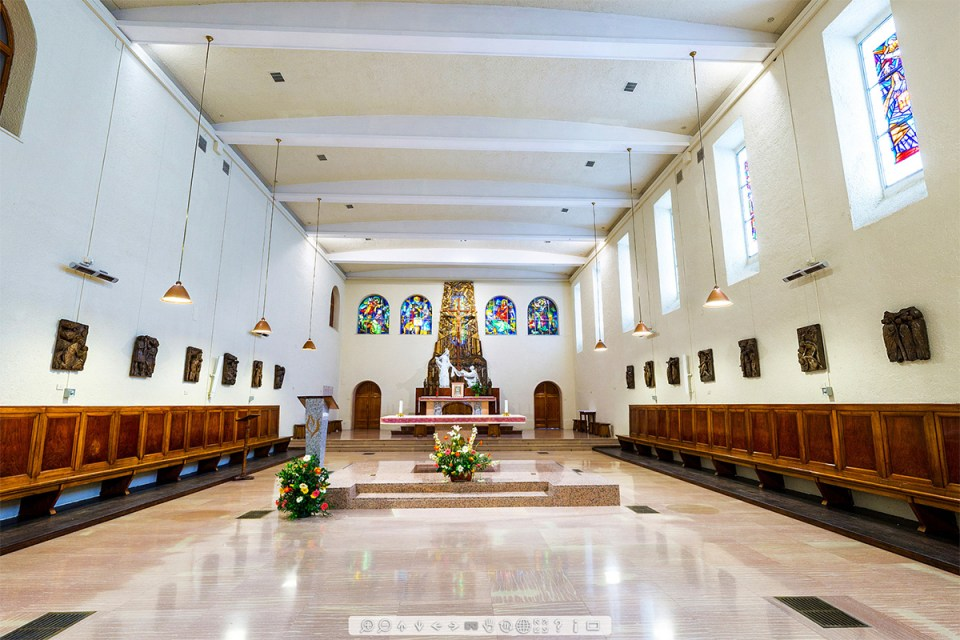 Pontificia Facoltà Teresianum, Roma – Empresa Tour Virtual 360
