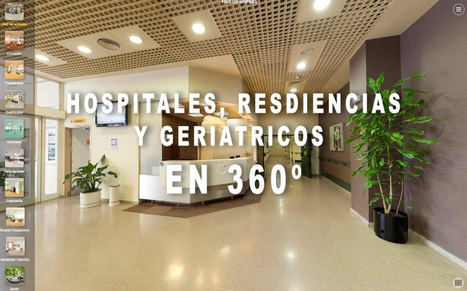 tour 360 hospital