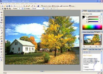 SerifPhotoPlus Os 6 Melhores Editores de Fotografia Gratuitos