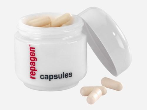 repagen capsules Klapp Cosmetics