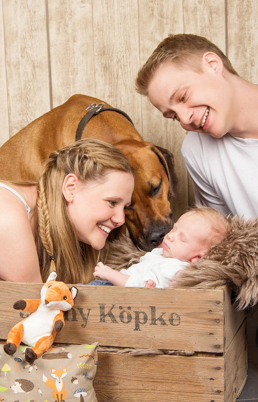Fotoshooting Family  Studioart Photography
