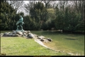 Skulptur 'Der seltene Fang' - Viktoriapark (Bezirk Friedrichshain-Kreuzberg)