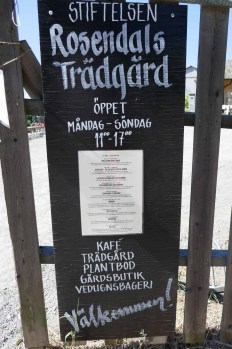 Rosendals Trädgard, Djurgården, Stockholm