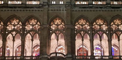 Rathaus Wien, Ausschnitt