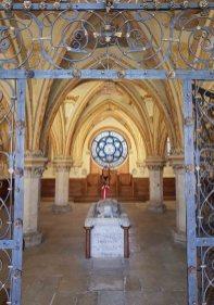 Hochgrab Friedrichs II., des letzten Babenberger-Herrschers