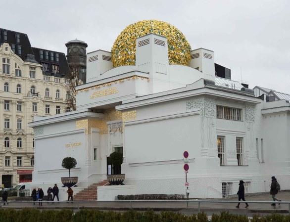 Secessionsgebäude