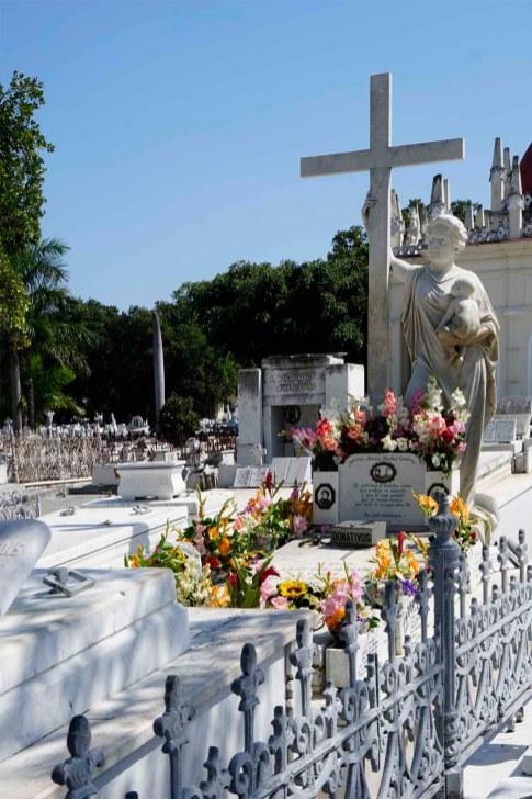 """Grab von Amelia Goyri, der Wundertätigen """"La Milagrosa"""""""
