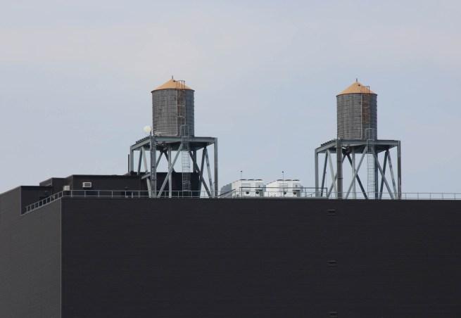 Wassertanks in Manhattan