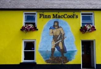 pub in Bushmills, County Antrim