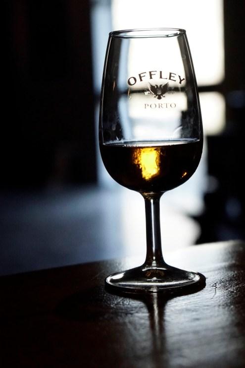 Portweinverkostung bei Offley in Porto