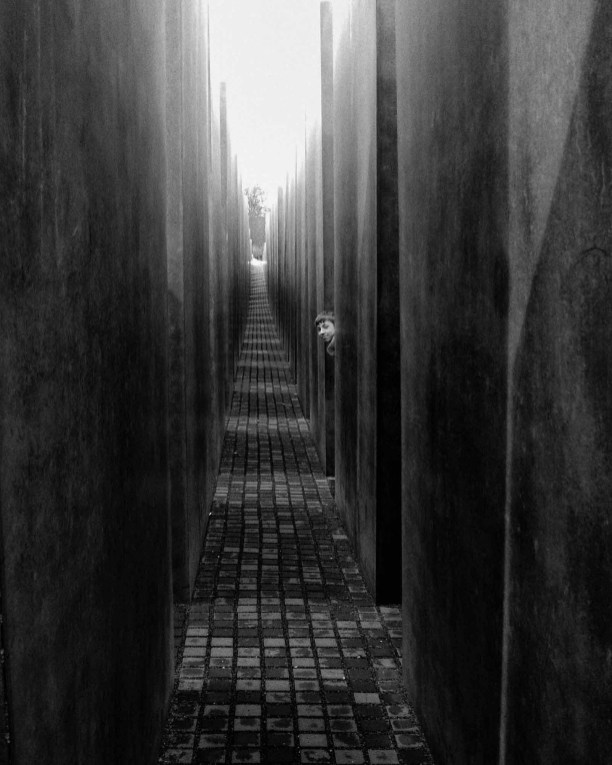 Holocaustdenkmal in Berlin